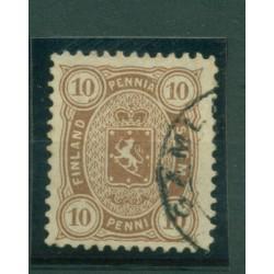 Finland 1875/81 - Y & T n. 15 - Definitve