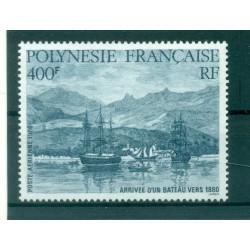 Polynésie Française 1986 - Y & T n. 191 P.A. - Bateaux