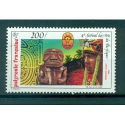 Polynésie Française 1985 - Y & T n. 187 P.A. - Art du Pacifique