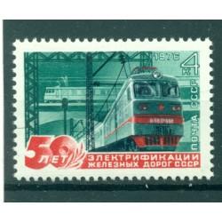 URSS 1976 - Y & T n. 4261 - Electrification des chemins de fer
