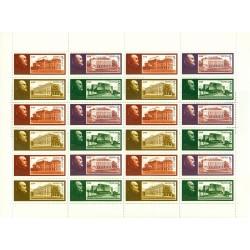URSS 1988 - Y & T n. 5501/04 - Lénine