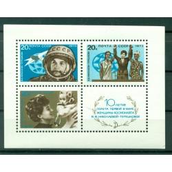 URSS 1973 - Y & T feuillet n. 88 - Cosmonaute Terechkova