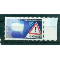 Allemagne -Germany 2000 - Michel n. 2125 - Technisches Hilfswerk **