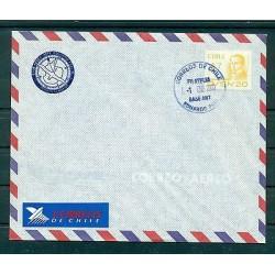 Chili - Chile  2000 -  Base Eduardo Frei