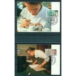 Germany 1987 - Y & T n.1147/50 - Craft
