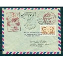 Chili - Chile 1977  -  Base Arturo Prat
