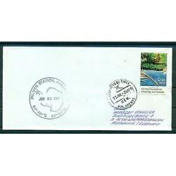 Chile 2001 -  Cover Punta Arenas