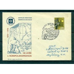GDR 1970 - 2nd arctic expedition