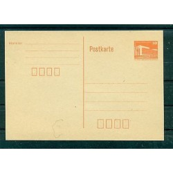 Germany - GDR 1982 - Michel n. P.86 - Postcard new