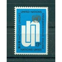 United Nations New York 1969 - Y & T n. 190 - Definitive
