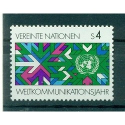 United Nations Vienna 1983 - Y & T n. 29 - World Communications Year
