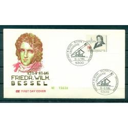 Allemagne  1984 - Y & T n.1048 - Friedrich Wilhelm Bessel