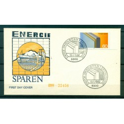 Allemagne  1982 - Y & T n.951 - Economie d'énergie
