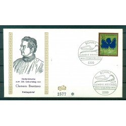Allemagne  1978 - Y & T n.825 - Clemens Brentano