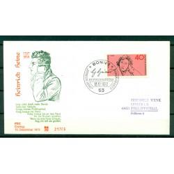 Allemagne 1972 - Y & T n.602 - Heinrich Heine
