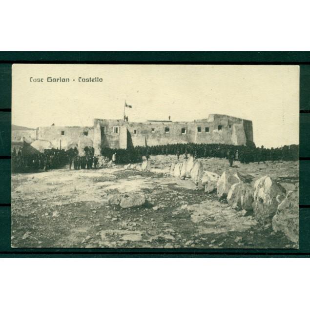 Libye ca. 1910 - CPA Case Garian
