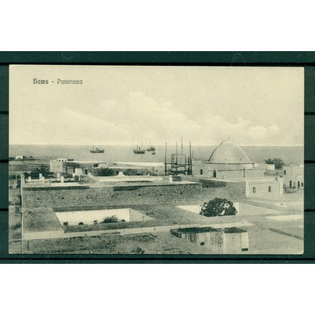 Libye ca. 1910 - Carte postale Khoms