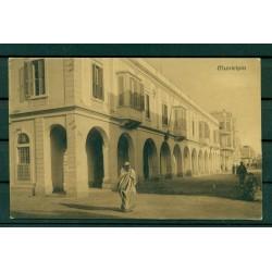 Libya ca. 1910 - Postcard  Al Khums