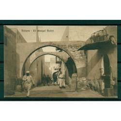 "Libya ca. 1910 - Postcard  Sciara ""el obagel Goim"""