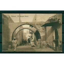 "Libye ca. 1910 - CPA Sciara ""el obagel Goim"""