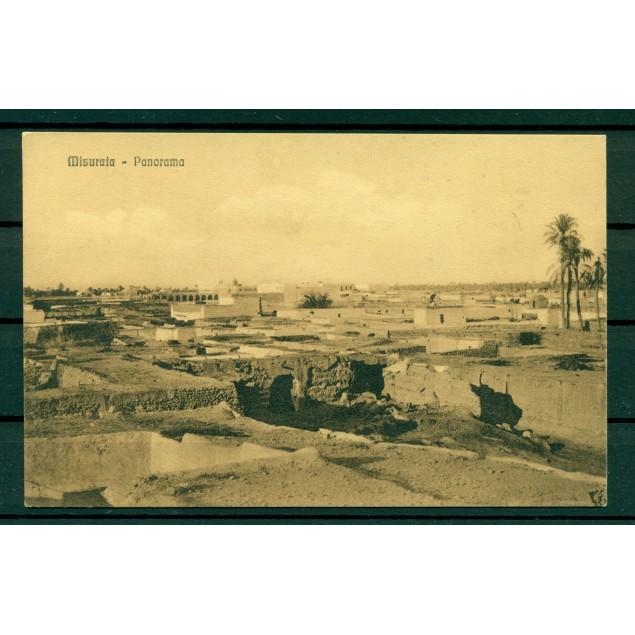 Libye ca. 1910 - Carte postale Misrata