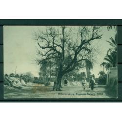 Libya ca. 1910 - Postcard  Tajura - Shar al-Shatt