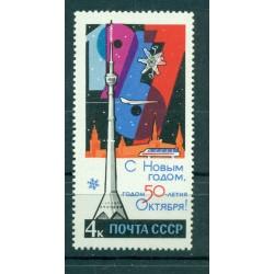 URSS 1966 - Y & T n. 3175 - Nouvel An 1967