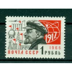 URSS 1966/69 - Y & T n. 3171 - Serie ordinaria