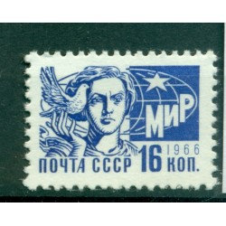 URSS 1968 - Y & T n. 3376 - Série courante