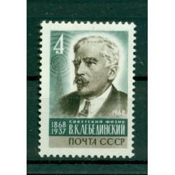 USSR 1968 - Y & T n. 3430 - V. K. Lebedinsky