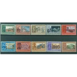 USSR 1969 - Y & T n. 3470/77B - Lenin