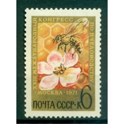 URSS 1971 - Y & T n. 3711 - Congrès international d'apiculture