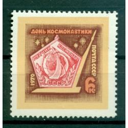 URSS 1970 - Y & T n. 3612 - Journée des cosmonautes