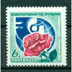 URSS 1975 - Y & T n. 4191 - Année internationale de la femme