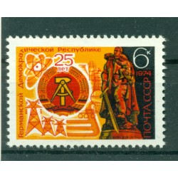 URSS 1974 - Y & T n. 4080 - République Démocratique Allemande
