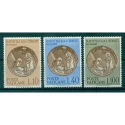 Vatican 1963 - Mi. n. 439/441 - Noël