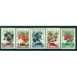 URSS 1964 - Y & T n. 2892/96 - Baies