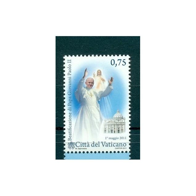 PAPA GIOVANNI PAOLO II - POPE JOHN PAUL II VATICAN 2011 Beatification set