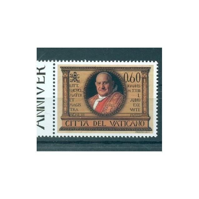 "PAPA GIOVANNI XXIII - POPE JOHN XXIII VATICAN 2010 ""Mater et Magistra"" 50th Ann."