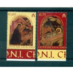 Vatican 2011 - Mi. n. 1728/1729 - Noël
