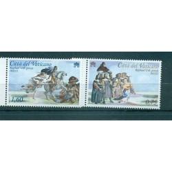 Vatican 2011 - Mi. n. 1726/1727 - Raphaël