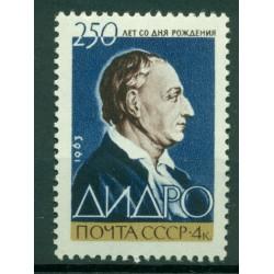 URSS 1963 - Y & T n. 2721 - Denis Diderot