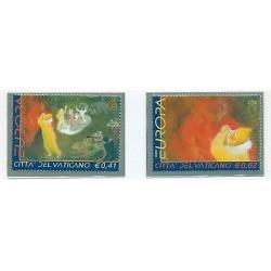 EUROPA CIRCO - CIRCUS VATICAN 2002 EUROPA