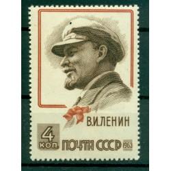 URSS 1963 - Y & T n. 2652 - Vladimir Lénine (Michel n.2738 a)
