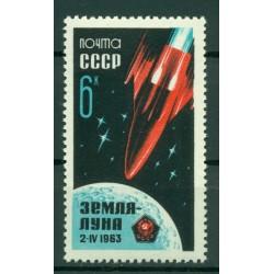 URSS 1963 - Y & T n.2651 - Sonde Luna 4