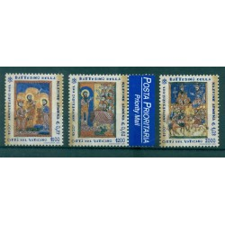 Vatican 2000 - Mi. n. 1337 - Évangélisation de l'Islande