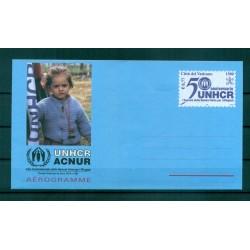 VATICAN 2000 - Biglietto Postale Aerogramma PADRE DIDON