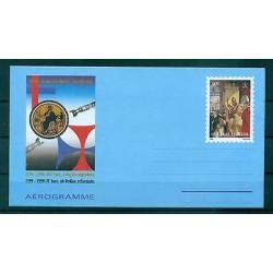 VATICAN 1999 - Biglietto Postale Aerogramma ORDO SANCTISSIMAE TRINITATIS