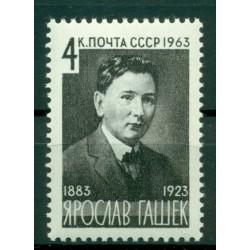 URSS 1963 - Y & T n. 2666 - Jaroslav Hasek