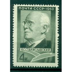 URSS 1963 - Y & T n.2626 - Constantin Stanislavski